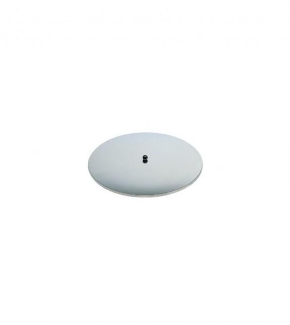 Couvercle inox avec poignées D.1200 mm