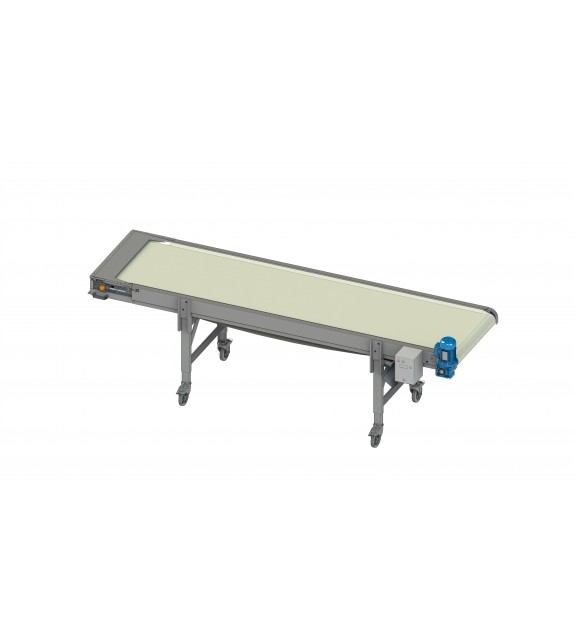 Manual sorting table 6m