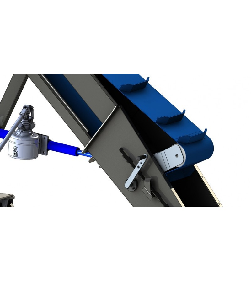 Tapis Elevateur 5500mm Amos Industrie