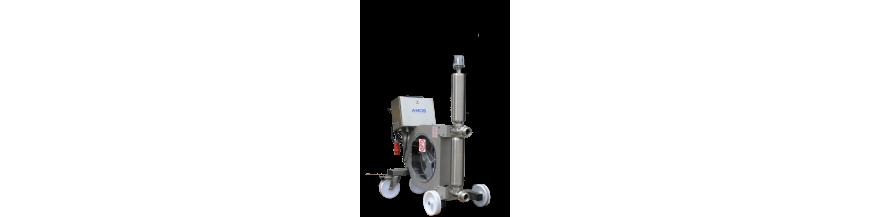 Pompe peristaltique