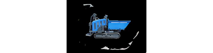 Accesorios Transportador de orugas
