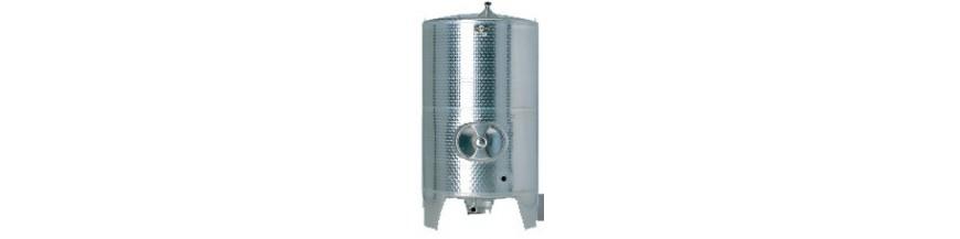 Cuves cylindrique fermées gros diametre